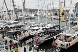 Palma tendrá el mayor salón náutico de la historia con 80.000 metros de exposición