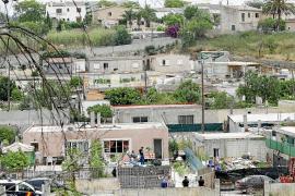 El Ayuntamiento de Palma sostiene que 'El Hoyo' es ilegal y no descartan proceder a su demolición