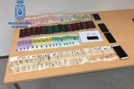Detenidas 5 personas en Ibiza de una red de tráfico ilegal de chinos