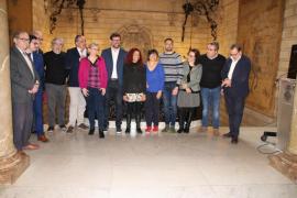 Cort prevé recuperar el 12 % del espacio de las principales plazas de Palma con la ordenanza de terrazas