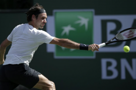 A Federer le encantaría jugar contra Rafael Nadal en tierra