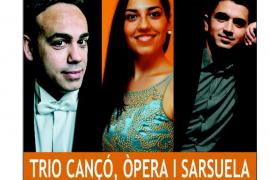 Concierto de ópera y zarzuela en el Club Pollença