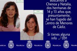 Buscan a dos hermanas de 13 y 14 años desaparecidas hace más de un mes