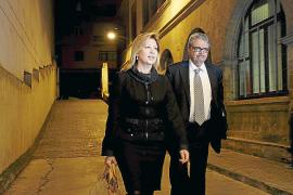 Munar alega que no adjudicó los contratos investigados en la nueva pieza de 'Maquillaje'