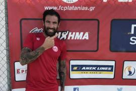 Didac Devesa: «Llevo tres años en Grecia y cada temporada se ha parado la liga»