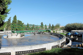 La red de agua depurada de Alcúdia, que costó 1,5 millones de euros, no es operativa