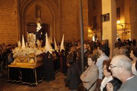 Una Semana Santa en Palma reorganizada que mantiene el número de cofradías