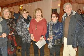 Cena solidaria con el Sáhara en Binicomprat