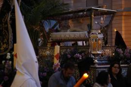 Semana Santa 2018: Procesión del Sant Enterrament en Palma el Viernes Santo