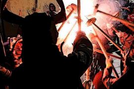 Música, hogueras y dimonis en Vilafranca con Boiets de Foc 2018