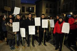 Convocan una manifestación en Palma para pedir la absolución de Valtonyc