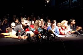Valtonyc urge a las instancias europeas a actuar porque no espera «ningún tipo de justicia» por parte del Estado