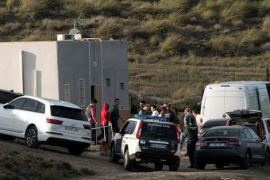 La Guardia Civil halla el hacha con la que Ana Julia Quezada dice que golpeó a Gabriel Cruz