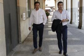 Company vuelve a sopesar ofrecer a Mateu Isern la candidatura a alcalde de Palma