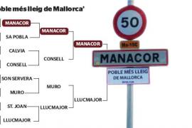Manacor, el pueblo más feo de Mallorca