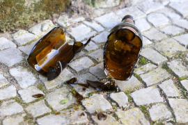Detenido por herir gravemente a un joven golpeándole con una botella en la cabeza en Palma