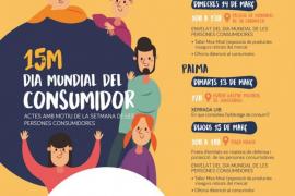 Consumo edita 10.000 folletos y 2.500 imanes para difundir la campaña 'Más vale un buen reclamo que mil quejas volando'