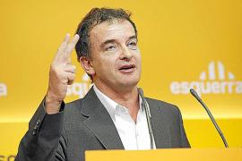 Alfred Bosch será el candidato de ERC a las generales