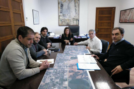 La ampliación de la carretera Ses Salines-Colònia Sant Jordi se aprobará la próxima semana