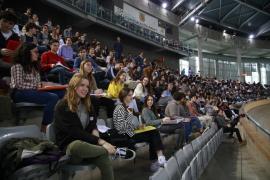 Unos 13.000 alumnos baleares participan las Proves Cangur de matemáticas
