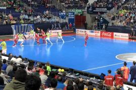 El Palma Futsal hace historia y se mete en las semifinales de la Copa de España