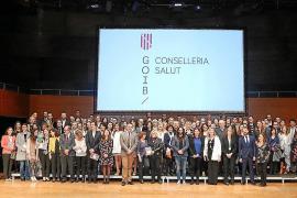 Más de un centenar de proyectos son galardonados en la IV Jornada de la Salud de Baleares
