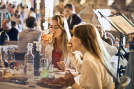 Tres eventos gastronómicos para comerse este fin de semana en Mallorca