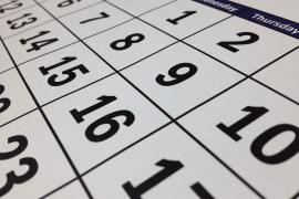 ¿Qué días serán festivos en Baleares en el calendario de 2019?