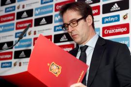 Marcos Alonso, Parejo y Rodri, novedades en la lista de Lopetegui