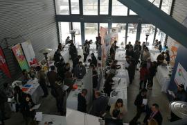 Más de 600 personas acuden a la primera Feria de Empleo de Marratxí