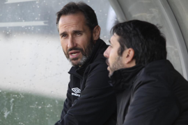 Vicente Moreno: «Lo que estamos haciendo es muy complicado»