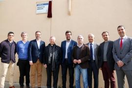 Cort cambia la denominación de la calle Mare de Déu de Montserrat para dedicársela al fundador de Sant Josep Obrer