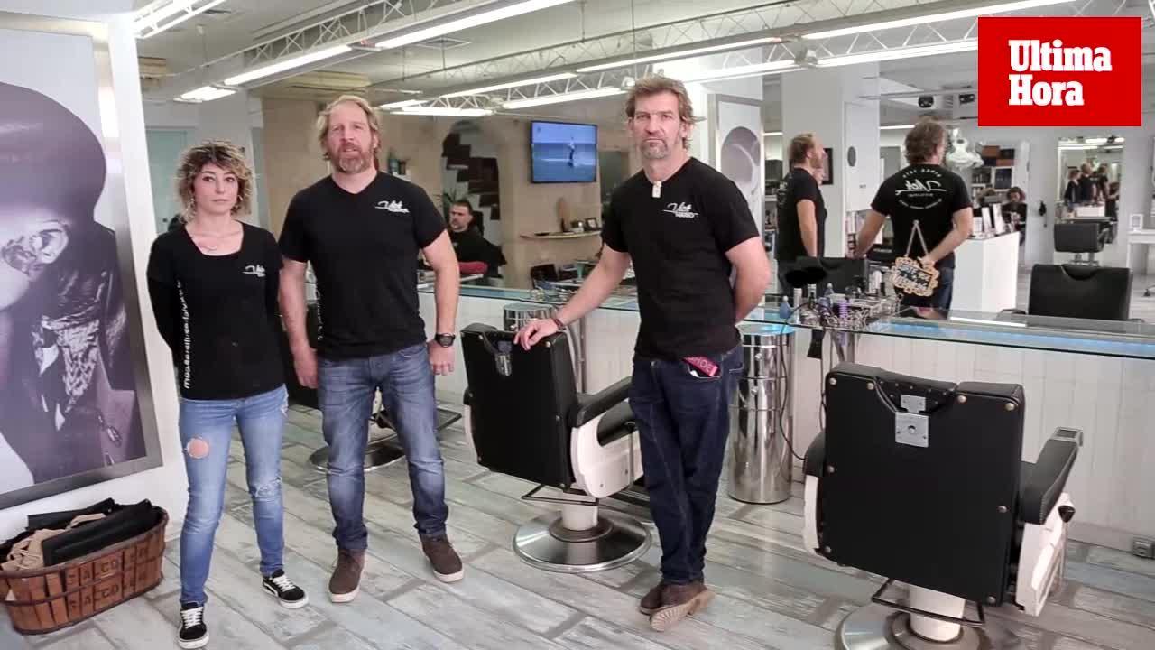 Mario de la Perruqueria Vich: «Mi padre trajo hacia Mallorca técnicas de peluquería europeas»