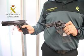 La Guardia Civil alerta de un cambio en el Reglamento de Armas que entra en vigor el 24 de marzo