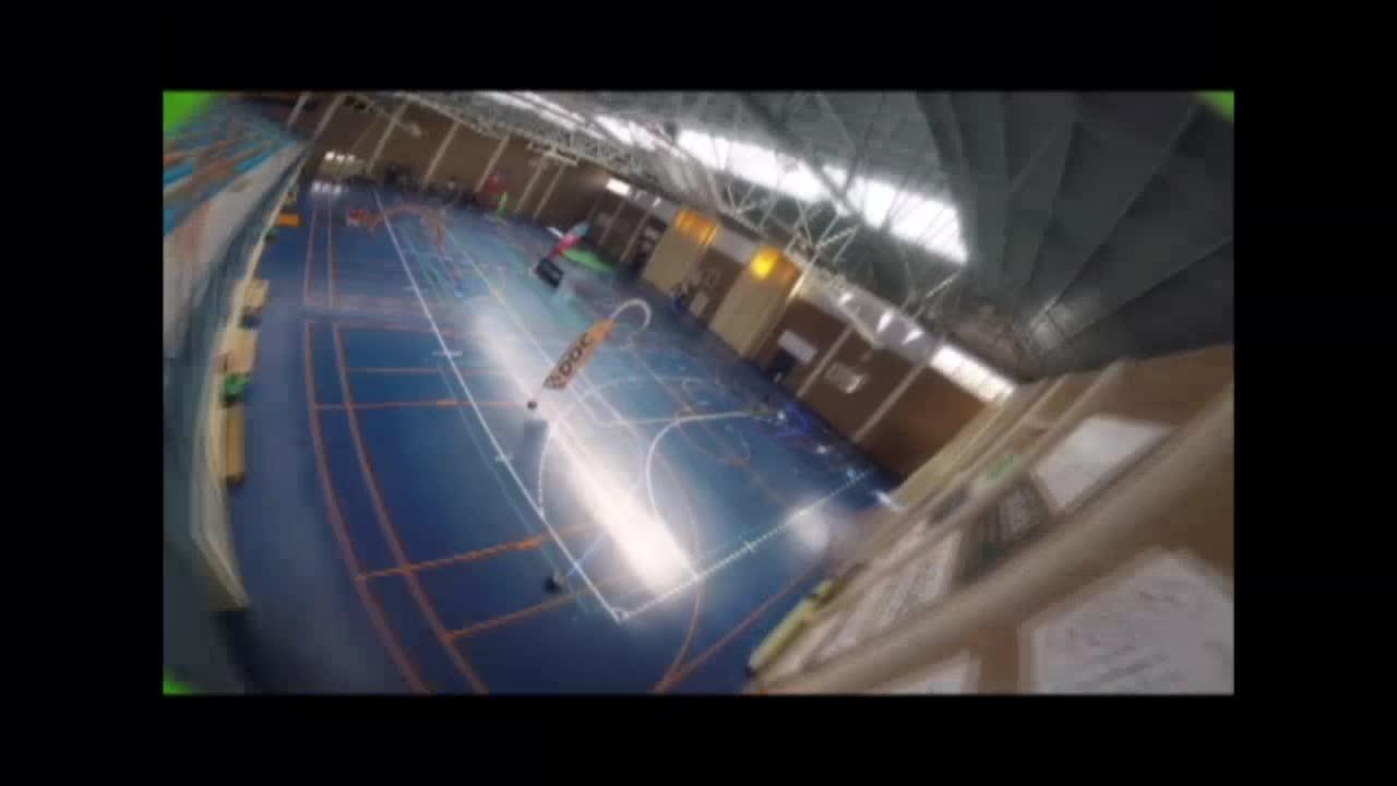 Duelo en las alturas en el I Campeonato de Drones de Baleares