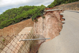 La cantera de Santanyí tiene que pagar 1,5 millones por la restauración del Camí de Consolació