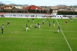 El Atlético Baleares suma un punto en su visita a Peralada