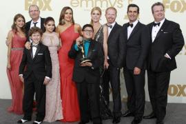 «Modern Family» y «Mad Men» repiten como triunfadores en los premios Emmy