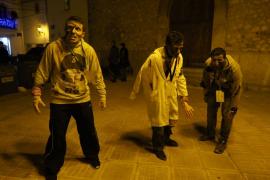 El Survival Zombie de Ibiza, en imágenes (Fotos: Marcelo Sastre).