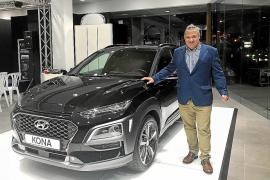 Proa Automoción presentó el nuevo Hyundai Kona