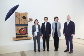 Miró, en el Centro Botín