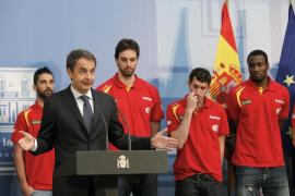 Calderón: «El siguiente objetivo es el oro olímpico»