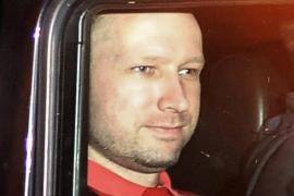 La Justicia noruega prolonga ocho semanas la prisión preventiva para Breivik