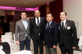 Concurso de coctelería de la delegación pitiusa de barmans de Balears