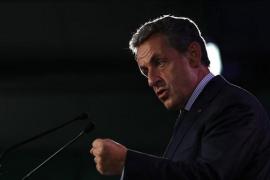 El expresidente francés Nicolas Sarkozy, bajo custodia policial por la financiación de su campaña en 2007
