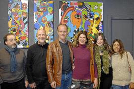 Exposición colectiva en Pórtol  por el Dia de la Dona