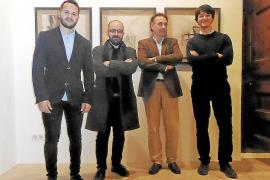 Miquel Planas presenta su obra en el Colegio de Arquitectos