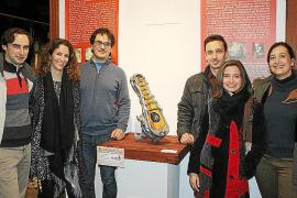Inventos de Leonardo da Vinci, en el Centro de Historia y Cultura Militar