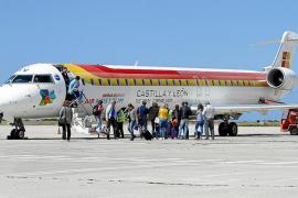 La Comisión Europea rechaza una tarifa plana para vuelos entre las Islas Baleares