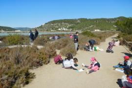 Premio al esfuerzo: un día en la naturaleza junto a los 'padrins'